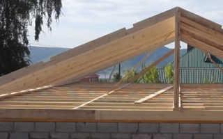 Любая крыша для дома своими руками
