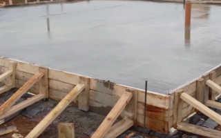 Как построить плиточный фундамент для дома  и его особенности